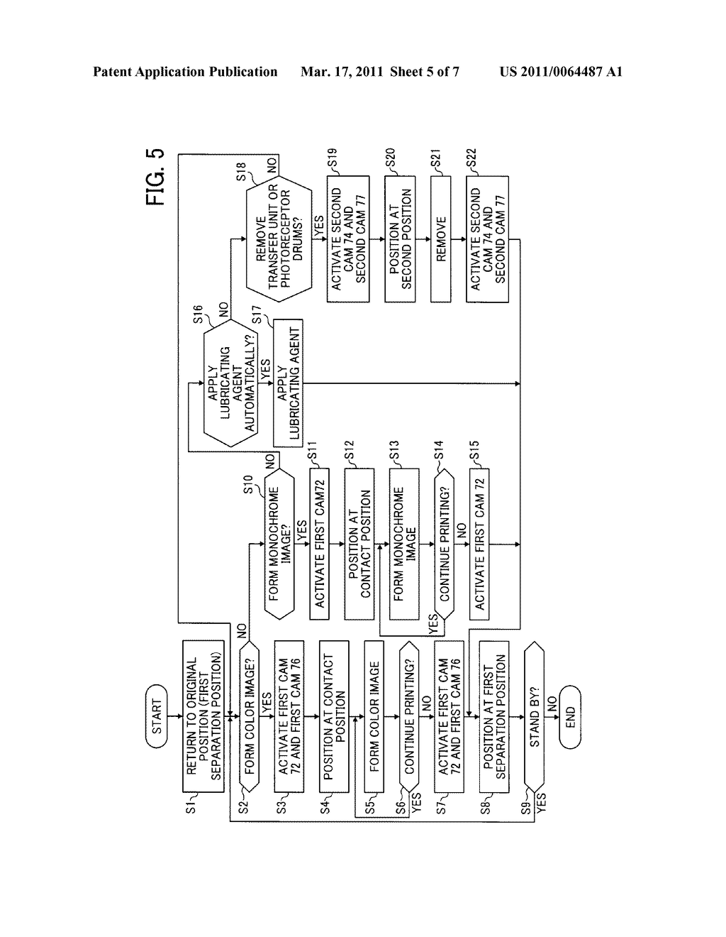 TRANSFER DEVICE AND IMAGE FORMING APPARATUS USING SAME - diagram, schematic, and image 06