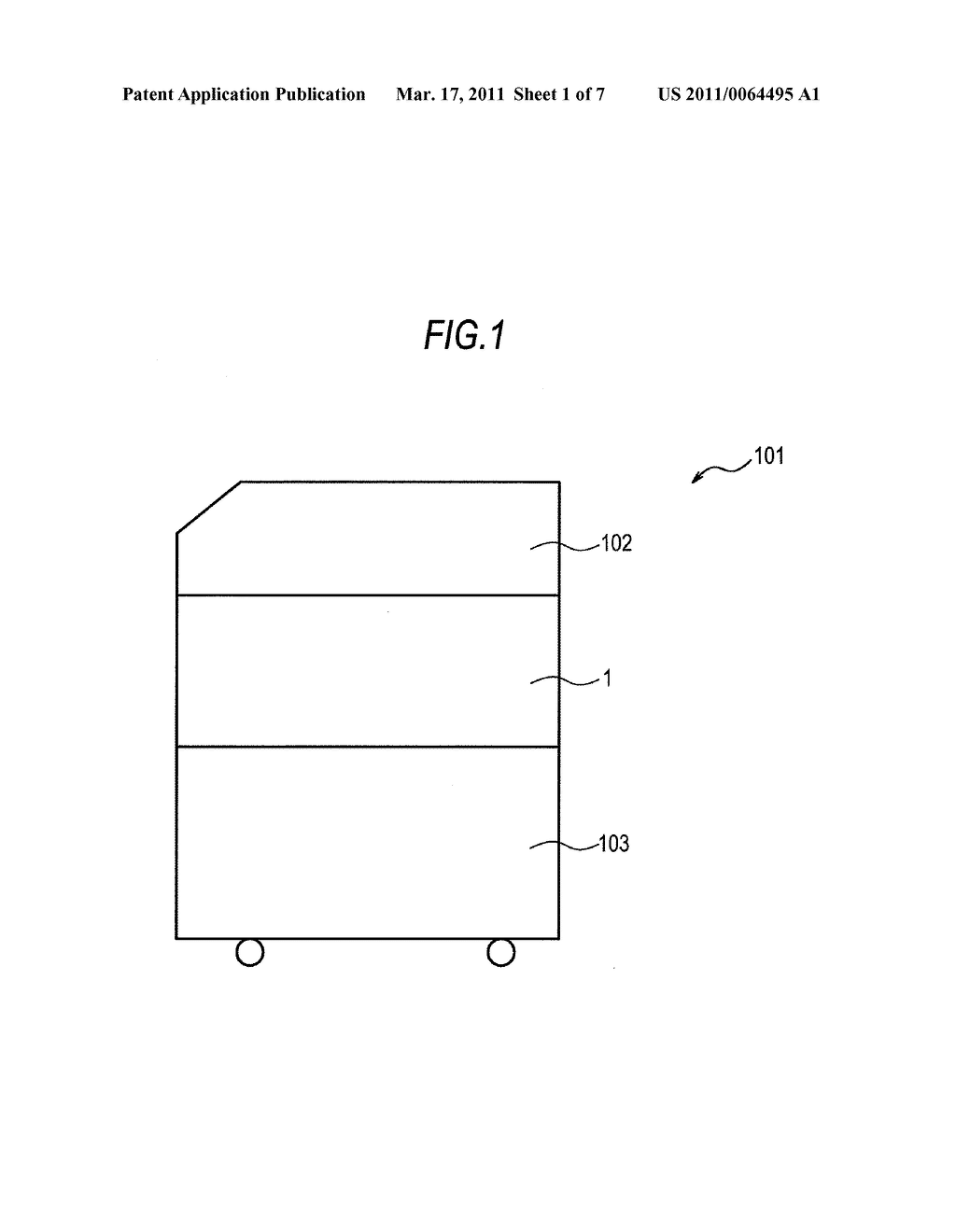 CLEANING DEVICE, IMAGE FORMING UNIT, AND IMAGE FORMING APPARATUS - diagram, schematic, and image 02