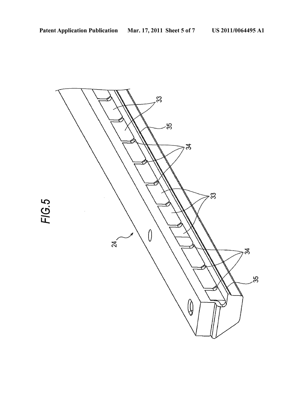 CLEANING DEVICE, IMAGE FORMING UNIT, AND IMAGE FORMING APPARATUS - diagram, schematic, and image 06
