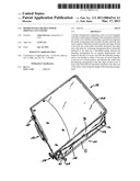 BINDER WITH VARIABLE WIDTH SIDEWALL ENCLOSURE diagram and image