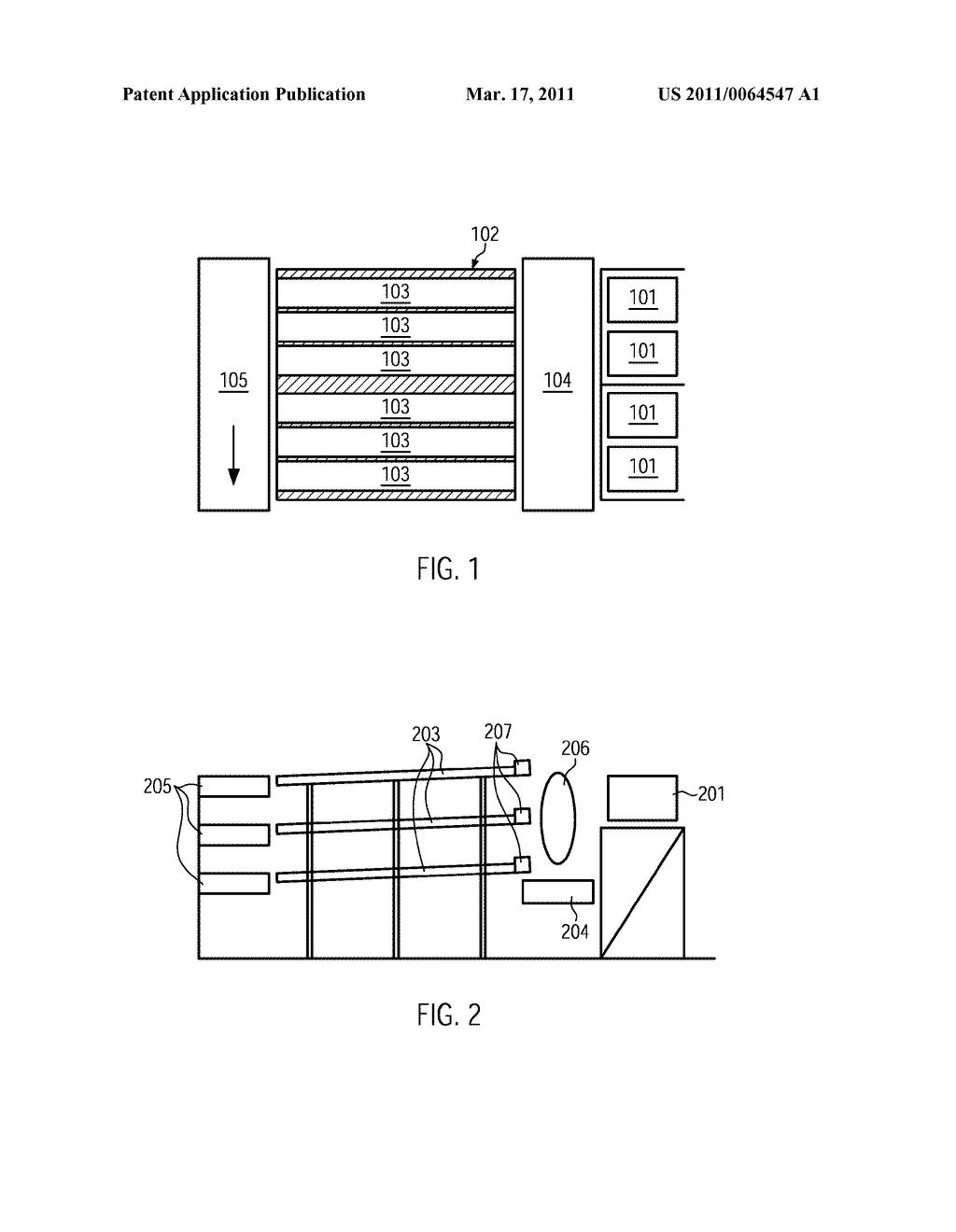 APPARATUS AND METHOD FOR LOADING A PACK STORING DEVICE - diagram, schematic, and image 02