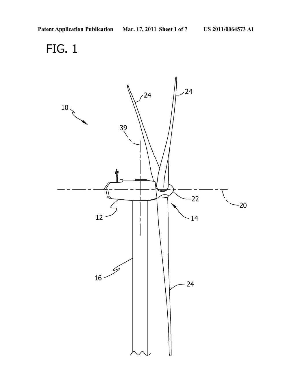 SYSTEM AND METHODS FOR DETERMINING A MONITOR SET POINT LIMIT FOR A WIND TURBINE - diagram, schematic, and image 02