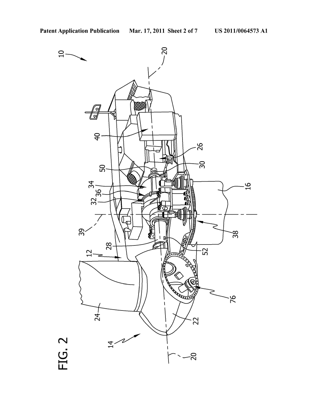 SYSTEM AND METHODS FOR DETERMINING A MONITOR SET POINT LIMIT FOR A WIND TURBINE - diagram, schematic, and image 03