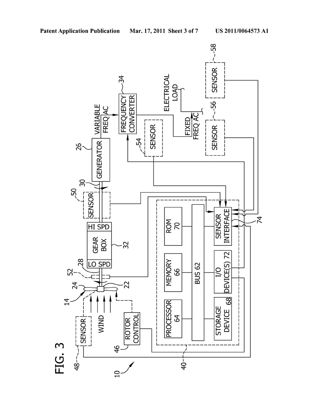 SYSTEM AND METHODS FOR DETERMINING A MONITOR SET POINT LIMIT FOR A WIND TURBINE - diagram, schematic, and image 04