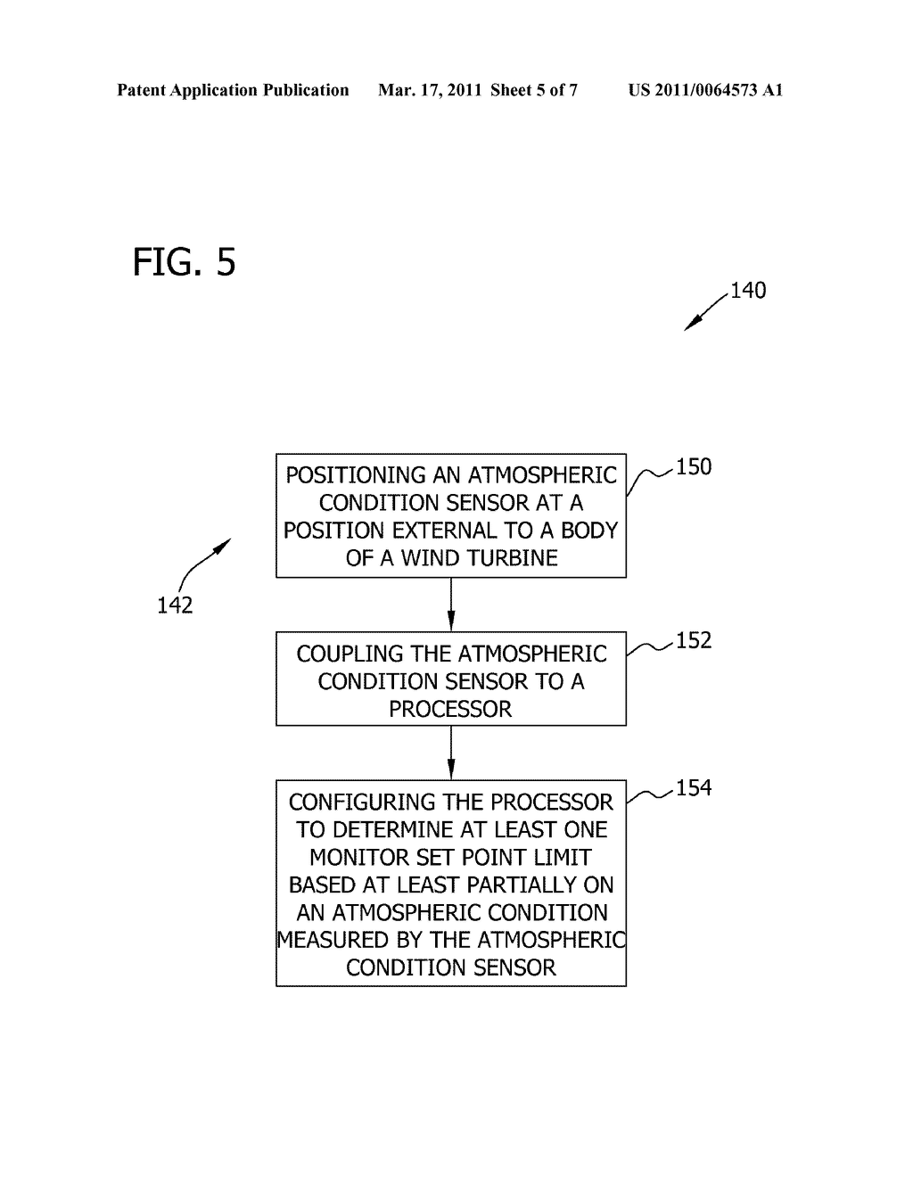 SYSTEM AND METHODS FOR DETERMINING A MONITOR SET POINT LIMIT FOR A WIND TURBINE - diagram, schematic, and image 06