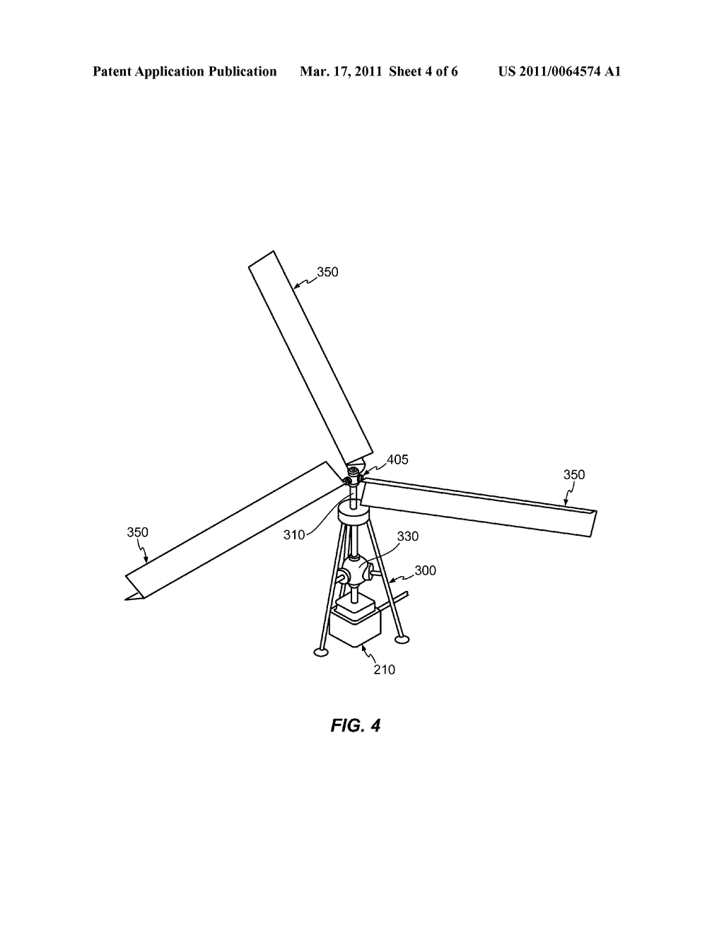 METHOD AND APPARATUS FOR EXTRACTING FLUID MOTION ENERGY - diagram, schematic, and image 05