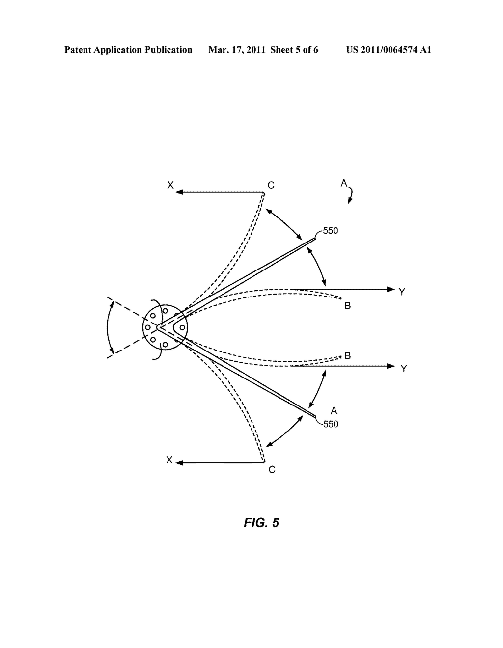METHOD AND APPARATUS FOR EXTRACTING FLUID MOTION ENERGY - diagram, schematic, and image 06