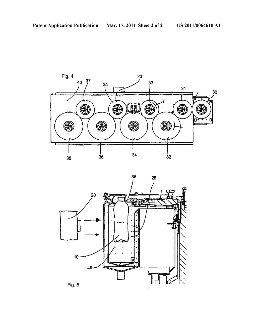 METHOD OF TESTING A STERILIZATION PROCESS AND STERILIZATION APPARATUS - diagram, schematic, and image 03