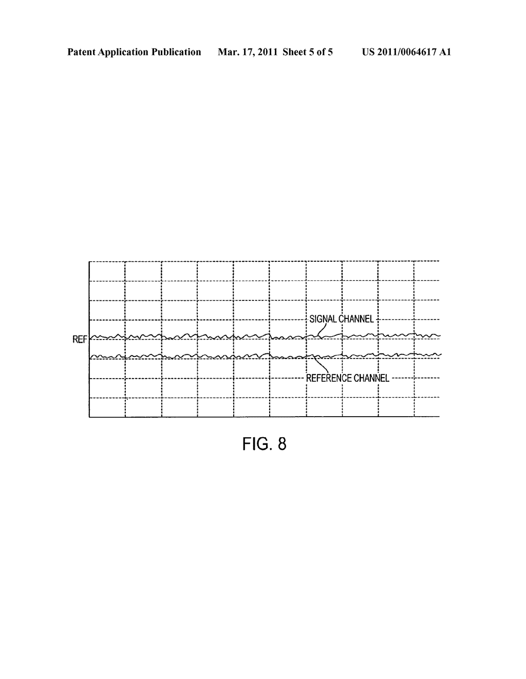 ELECTRO-OPTICAL SENSING DEVICE WITH REFERENCE CHANNEL - diagram, schematic, and image 06