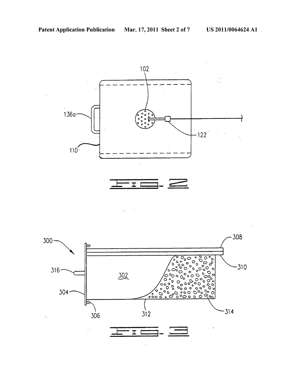 Apparatus for target compound treatment - diagram, schematic, and image 03