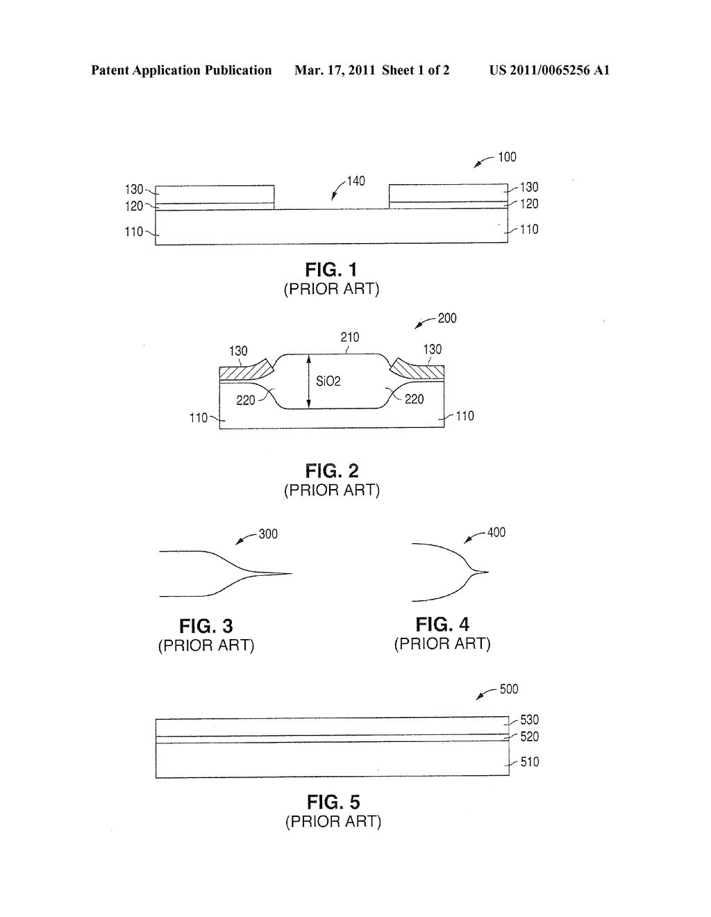 SYSTEM AND METHOD FOR INCREASING BREAKDOWN VOLTAGE OF LOCOS ISOLATED DEVICES - diagram, schematic, and image 02
