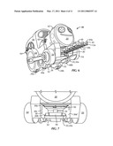 TOY VEHICLE FOR PICKING UP AND RELAYING TRACK diagram and image