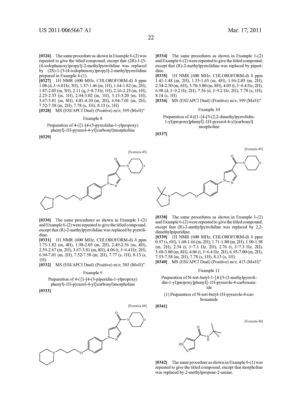 PHENYLPYRAZOLE DERIVATIVES - diagram, schematic, and image 23