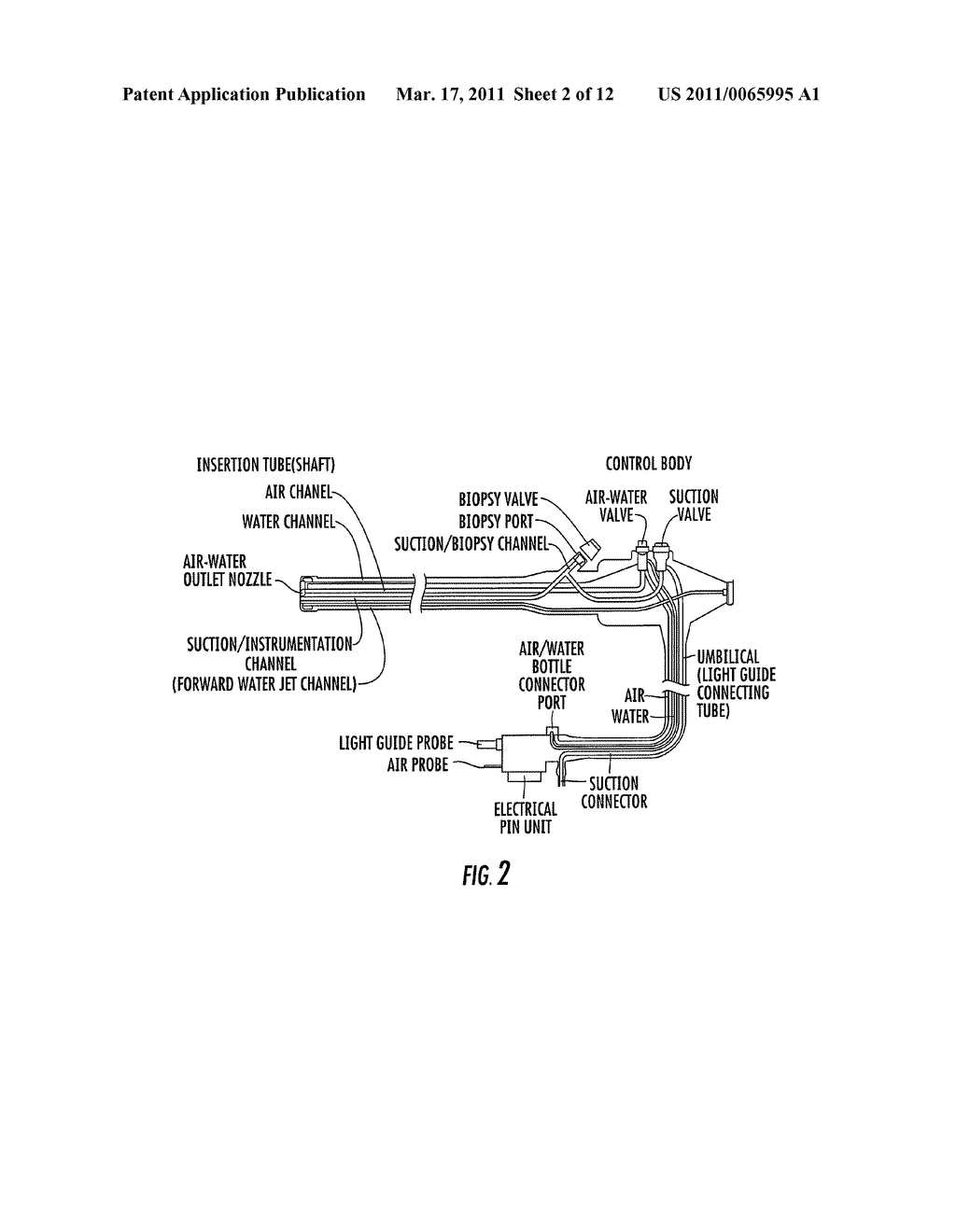 IN-LINE GAS ADAPTOR FOR ENDOSCOPIC APPARATUS - diagram, schematic, and image 03