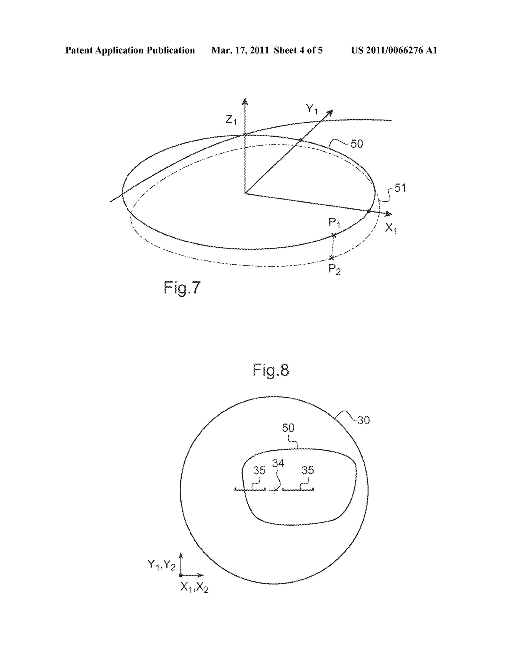 METHOD FOR GENERATING A TRIMMING SETPOINT FOR AN OPHTALMIC LENS - diagram, schematic, and image 05