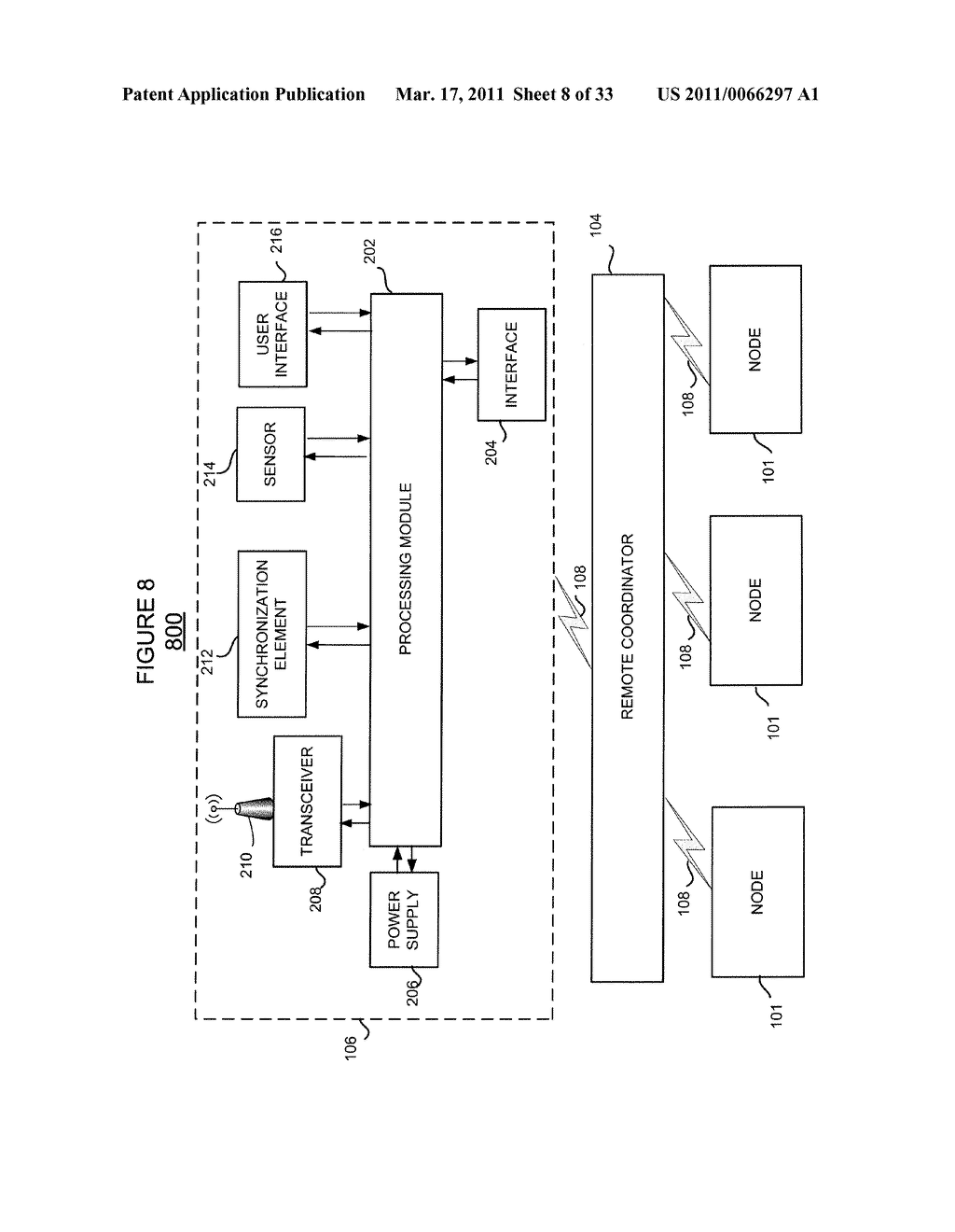 REMOTE MONITORING AND CONTROL SYSTEM COMPRISING MESH AND TIME SYNCHRONIZATION TECHNOLOGY - diagram, schematic, and image 09