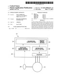 POWER STEERING APPARATUS diagram and image