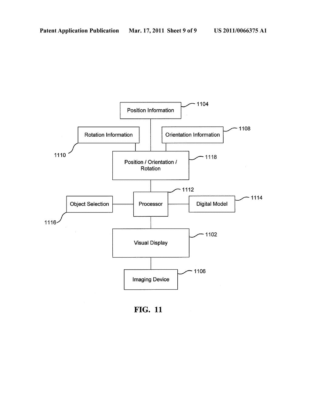 METHODS AND APPARATUS FOR PROVIDING NAVIGATIONAL INFORMATION ASSOCIATED WITH LOCATIONS OF OBJECTS - diagram, schematic, and image 10