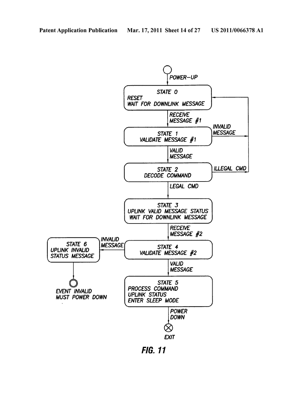 Apparatus and Methods for Controlling and Communicating with Downhole Devices - diagram, schematic, and image 15