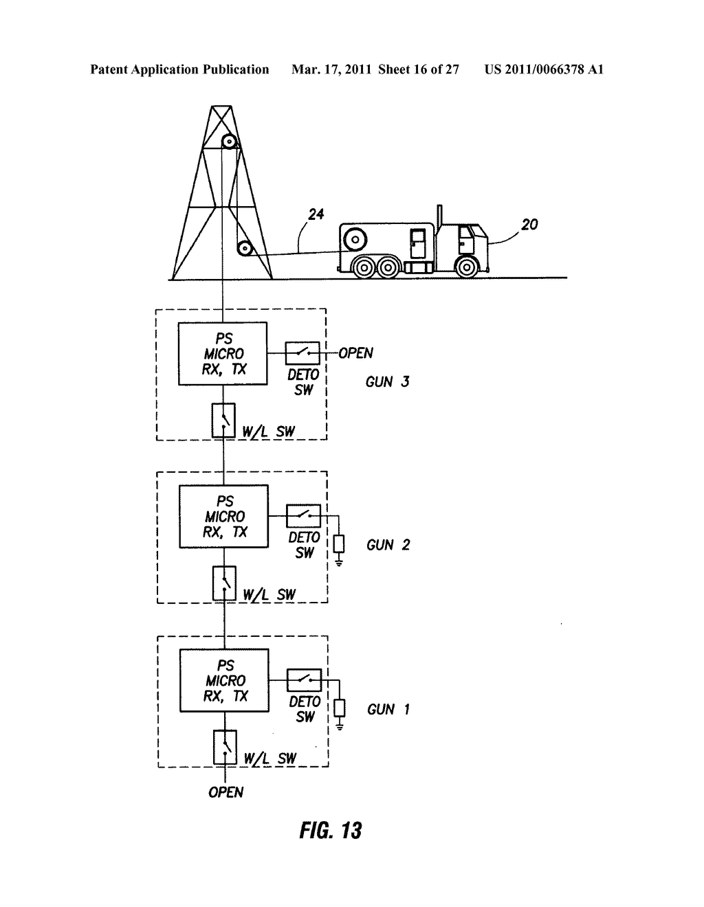 Apparatus and Methods for Controlling and Communicating with Downhole Devices - diagram, schematic, and image 17