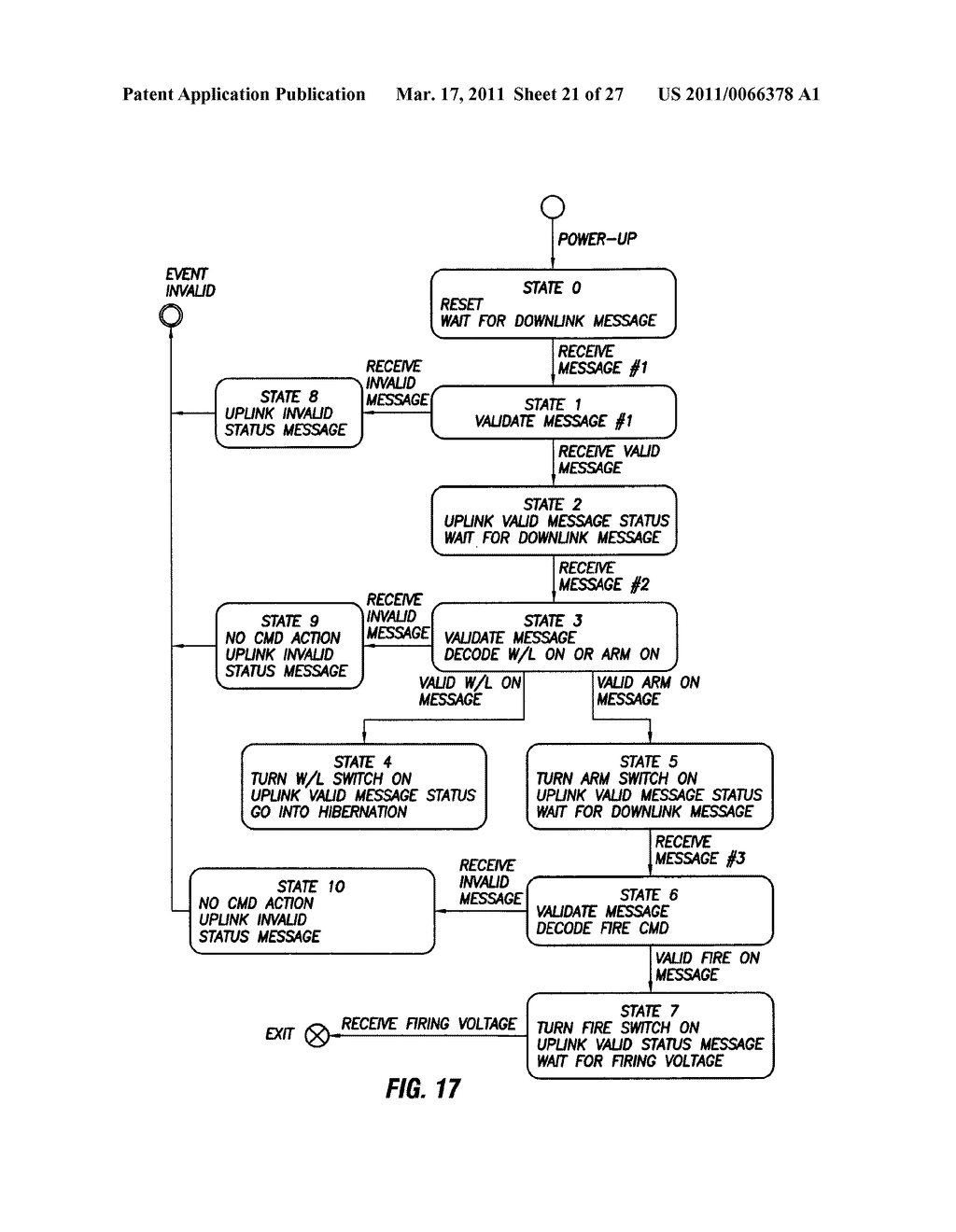 Apparatus and Methods for Controlling and Communicating with Downhole Devices - diagram, schematic, and image 22