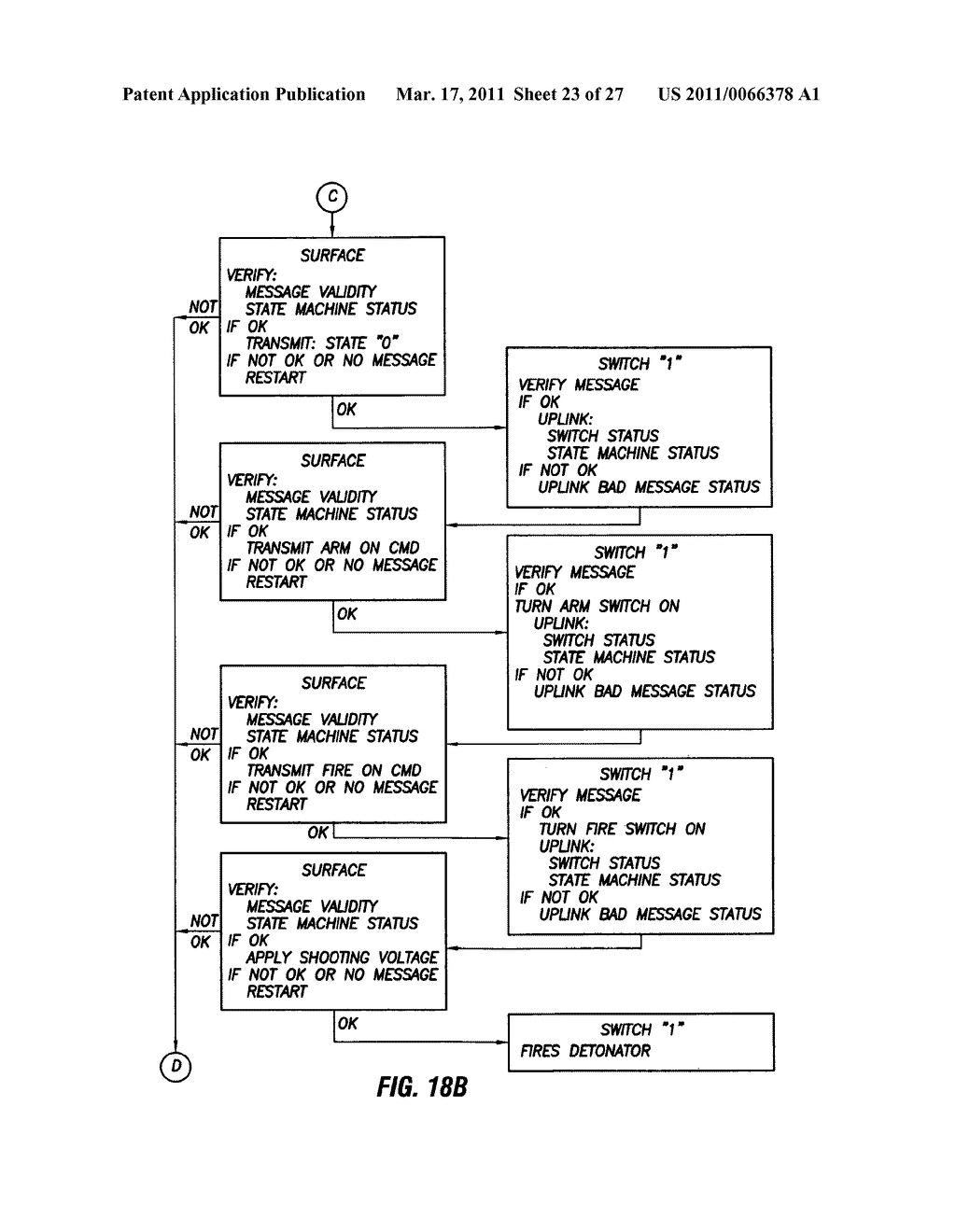 Apparatus and Methods for Controlling and Communicating with Downhole Devices - diagram, schematic, and image 24