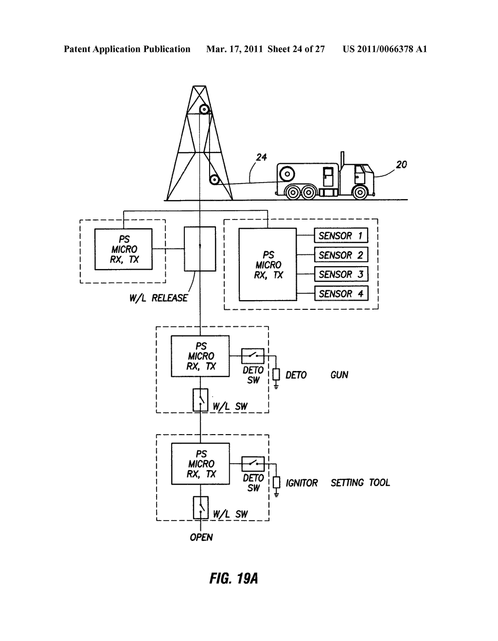 Apparatus and Methods for Controlling and Communicating with Downhole Devices - diagram, schematic, and image 25