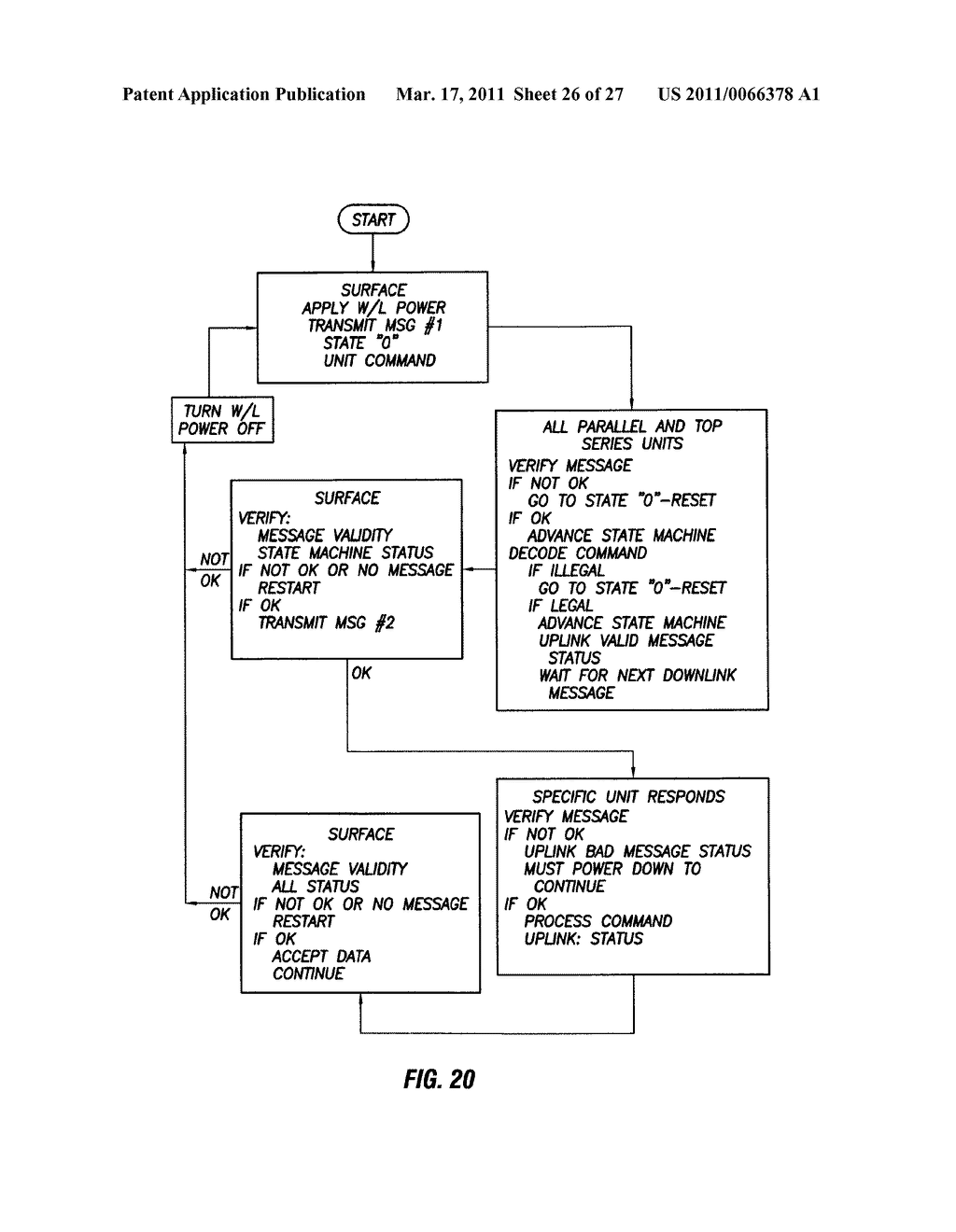 Apparatus and Methods for Controlling and Communicating with Downhole Devices - diagram, schematic, and image 27