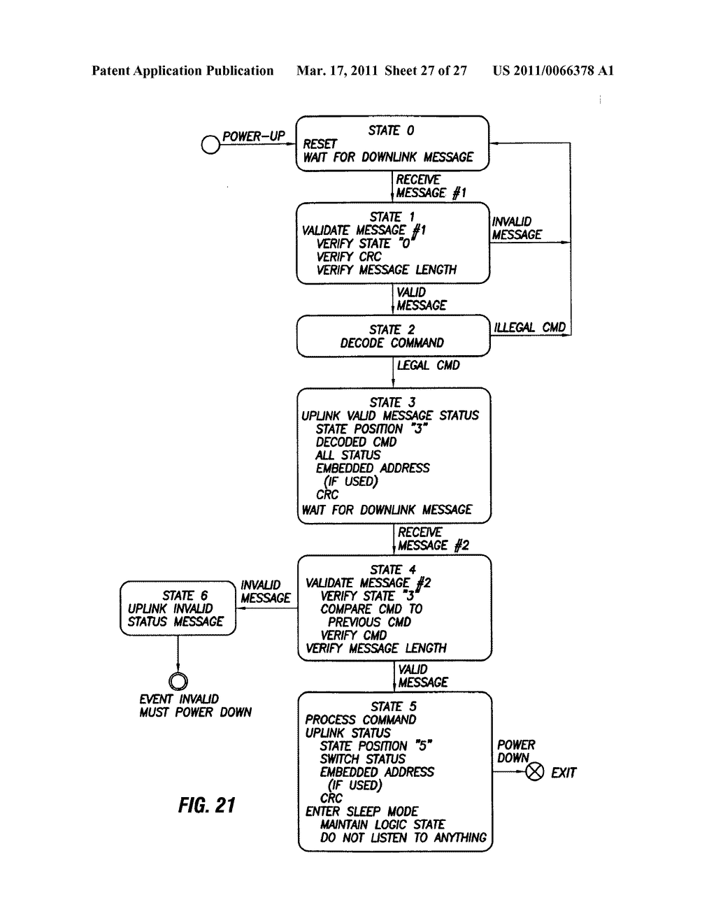 Apparatus and Methods for Controlling and Communicating with Downhole Devices - diagram, schematic, and image 28