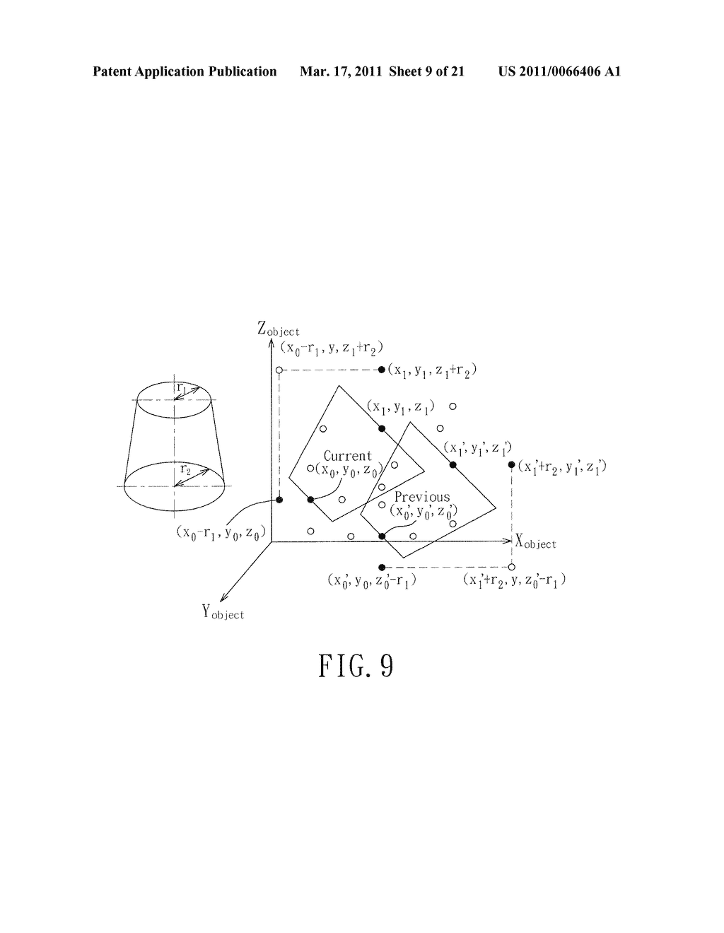 Method for Generating Real-Time Haptic Response Information for a Haptic Simulating Device - diagram, schematic, and image 10