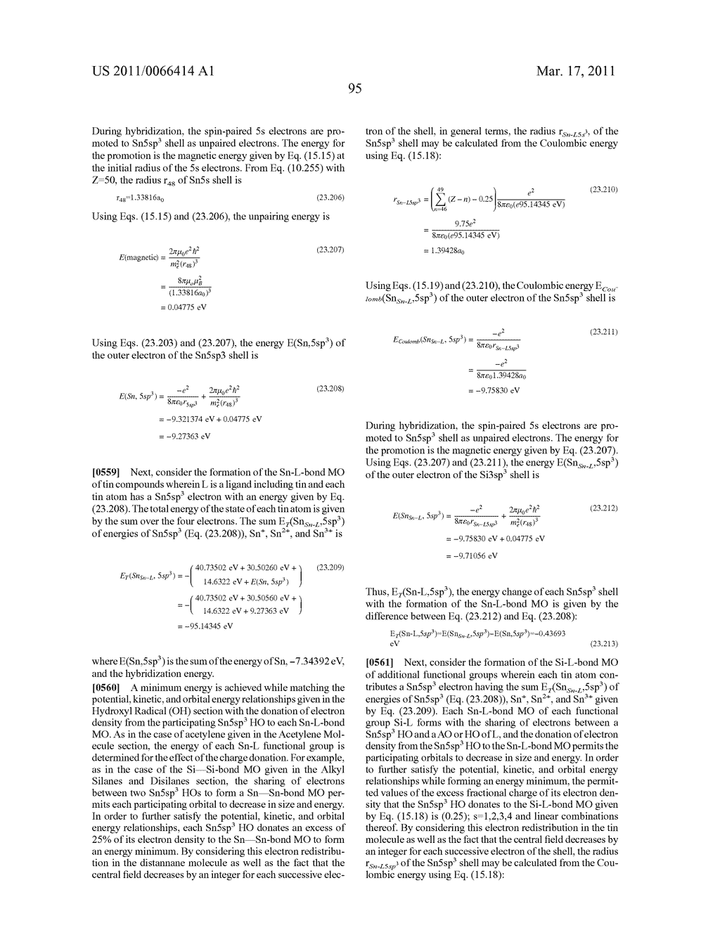 System and Method of Computing and Rendering the Nature of Molecules,Molecular Ions, Compounds and Materials - diagram, schematic, and image 125