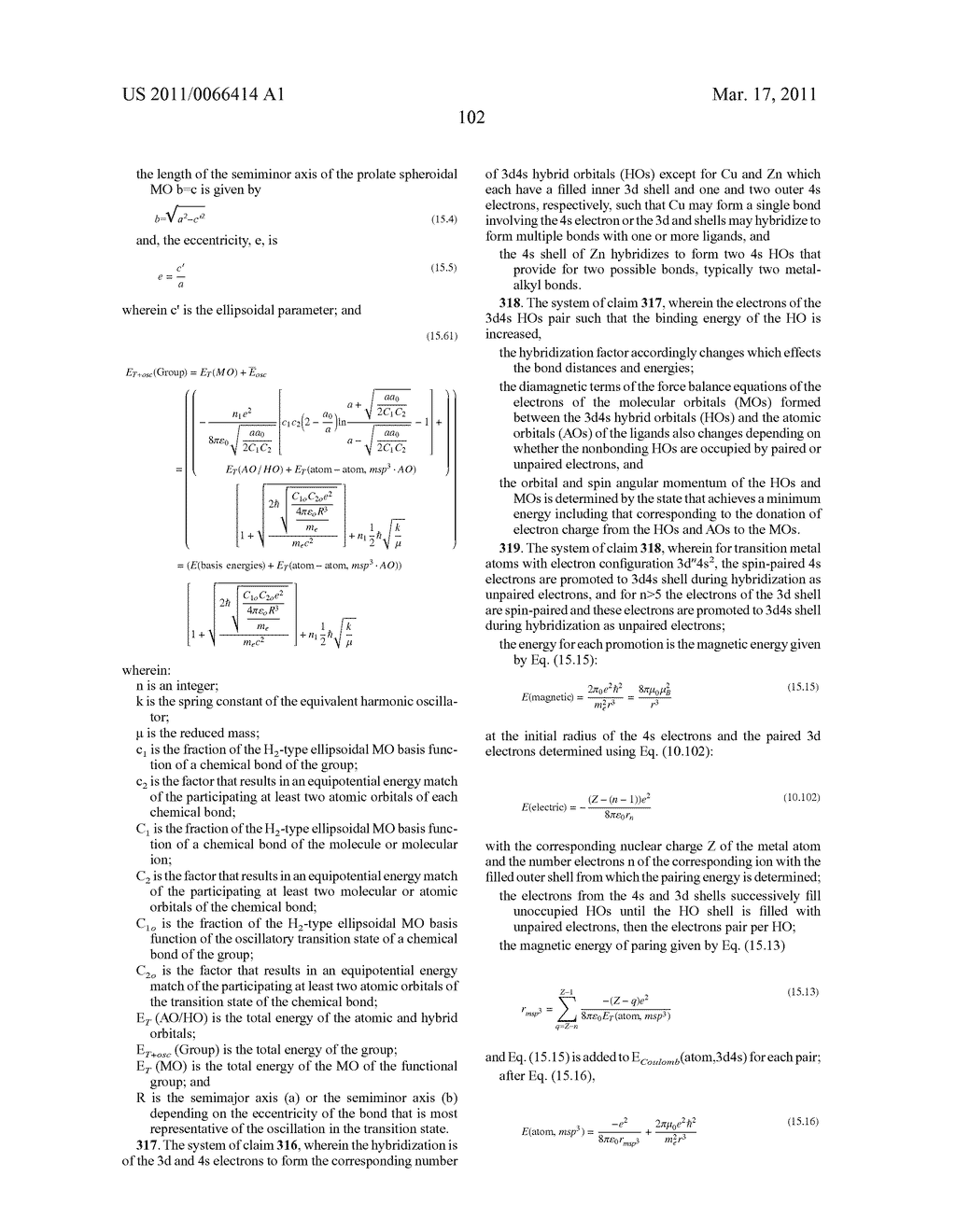 System and Method of Computing and Rendering the Nature of Molecules,Molecular Ions, Compounds and Materials - diagram, schematic, and image 132