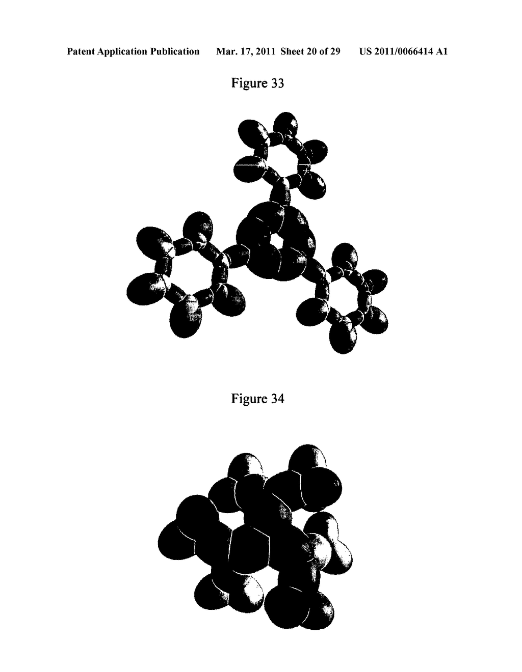 System and Method of Computing and Rendering the Nature of Molecules,Molecular Ions, Compounds and Materials - diagram, schematic, and image 21