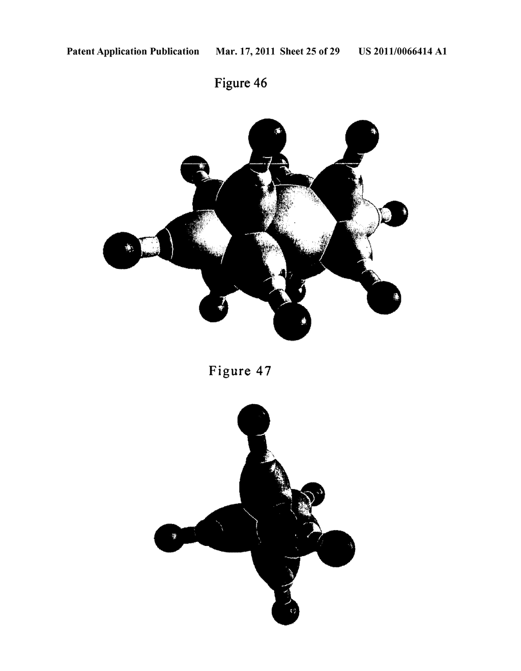 System and Method of Computing and Rendering the Nature of Molecules,Molecular Ions, Compounds and Materials - diagram, schematic, and image 26