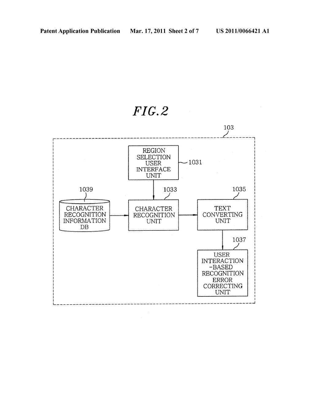 USER-INTERACTIVE AUTOMATIC TRANSLATION DEVICE AND METHOD FOR MOBILE DEVICE - diagram, schematic, and image 03