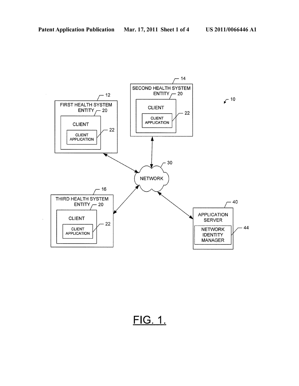 METHOD, APPARATUS AND COMPUTER PROGRAM PRODUCT FOR PROVIDING A DISTRIBUTED REGISTRATION MANAGER - diagram, schematic, and image 02
