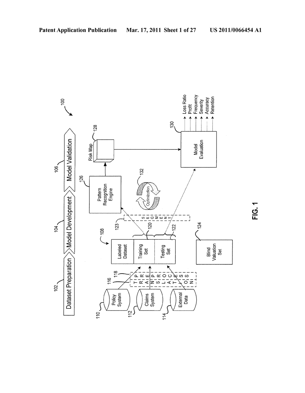 Risk Modeling System - diagram, schematic, and image 02