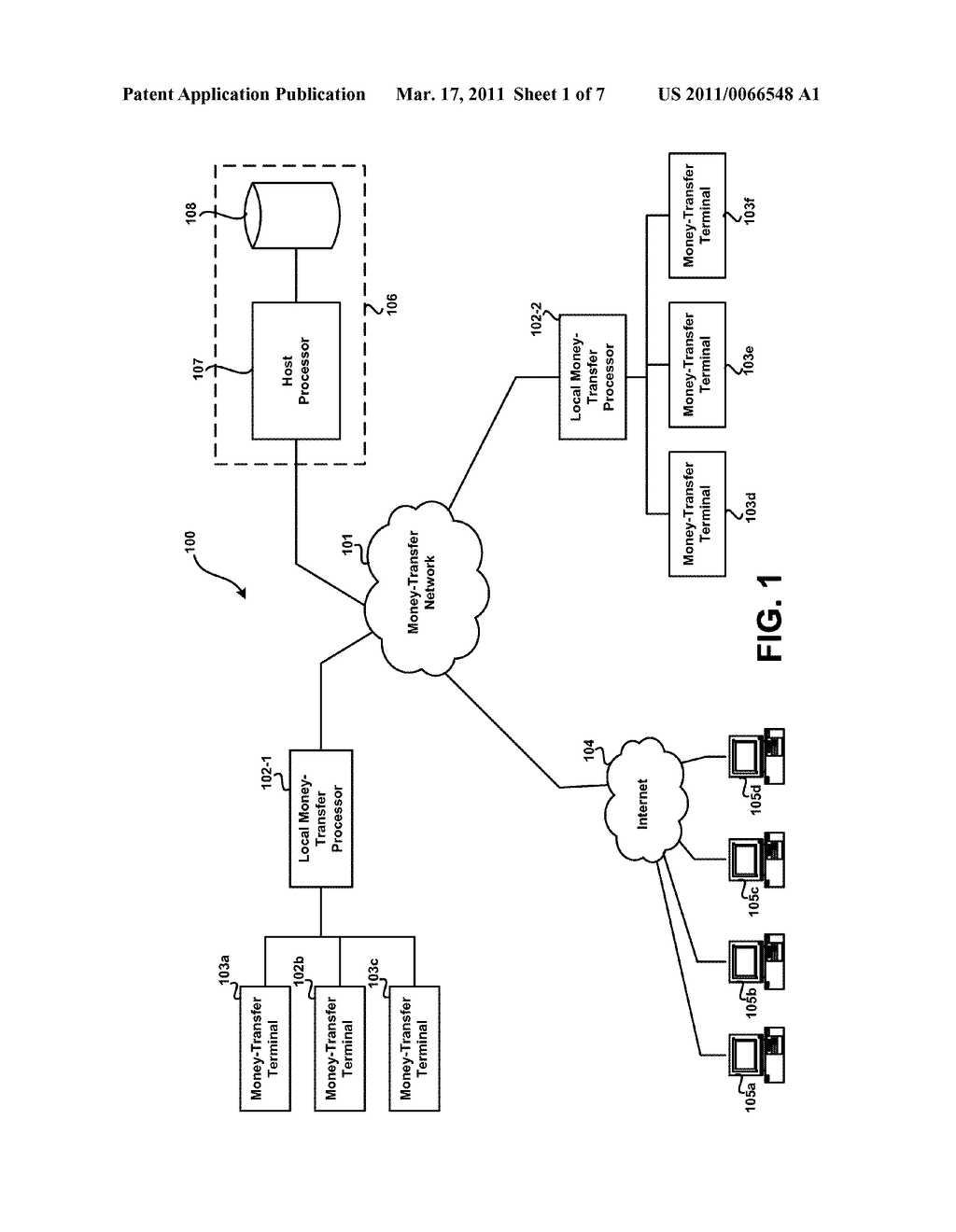 METHODS AND SYSTEMS FOR EXECUTING A PLURALITY OF MONEY TRANSFERS HAVING A FLUCTUATING PARAMETER - diagram, schematic, and image 02