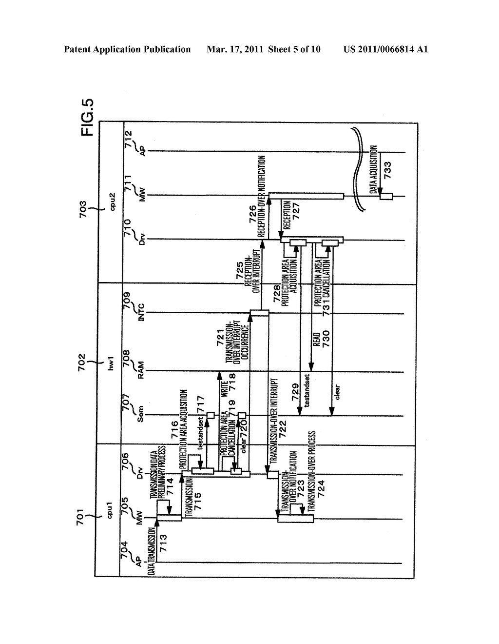 CONTROL SOFTWARE FOR DISTRIBUTED CONTROL, AND ELECTRONIC CONTROL DEVICE - diagram, schematic, and image 06