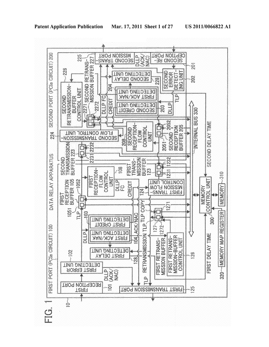 DATA TRANSFER APPARATUS, DATA TRANSFER DEVICE, AND DATA TRANSFER METHOD IN A DATA TRANSFER DEVICE - diagram, schematic, and image 02