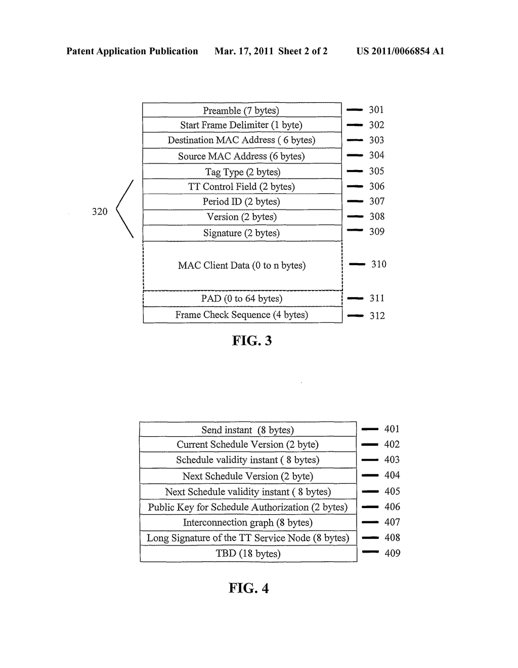 METHOD FOR SECURE DYNAMIC BANDWIDTH ALLOCATION IN A TT ETHERNET - diagram, schematic, and image 03