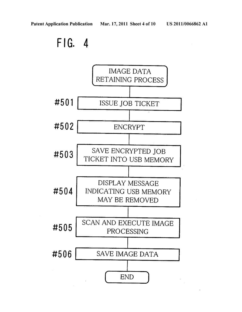 METHOD FOR OUTPUTTING IMAGE DATA, IMAGE PROCESSING APPARATUS, AND COMPUTER-READABLE STORAGE MEDIUM FOR COMPUTER PROGRAM - diagram, schematic, and image 05