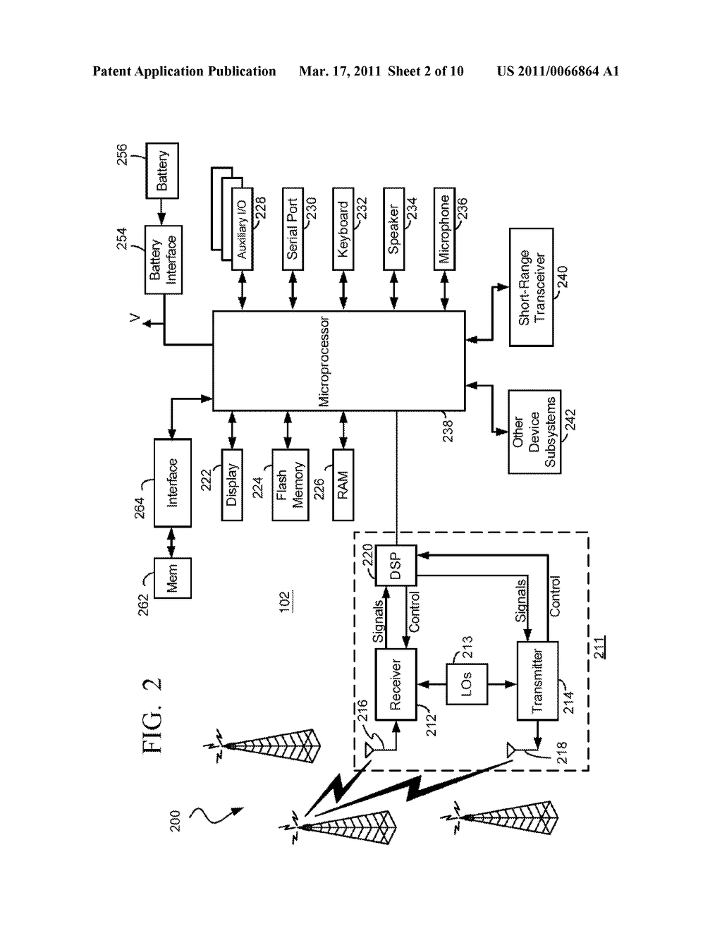 Methods And Apparatus For Use In Transferring User Data Between Two Different Mobile Communication Devices Using A Removable Memory Card - diagram, schematic, and image 03