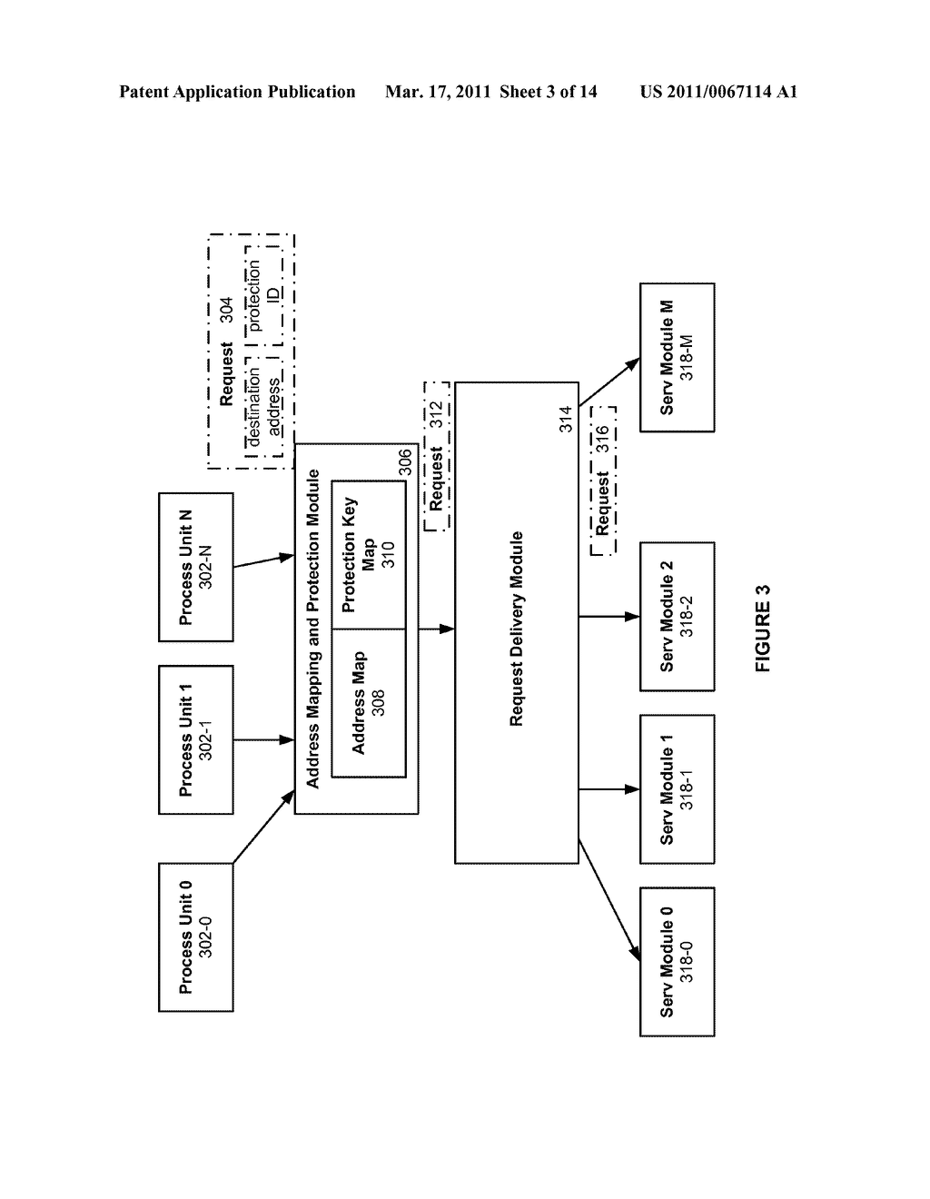 METHODS AND APPARATUS FOR A CONFIGURABLE PROTECTION ARCHITECTURE FOR ON-CHIP SYSTEMS - diagram, schematic, and image 04