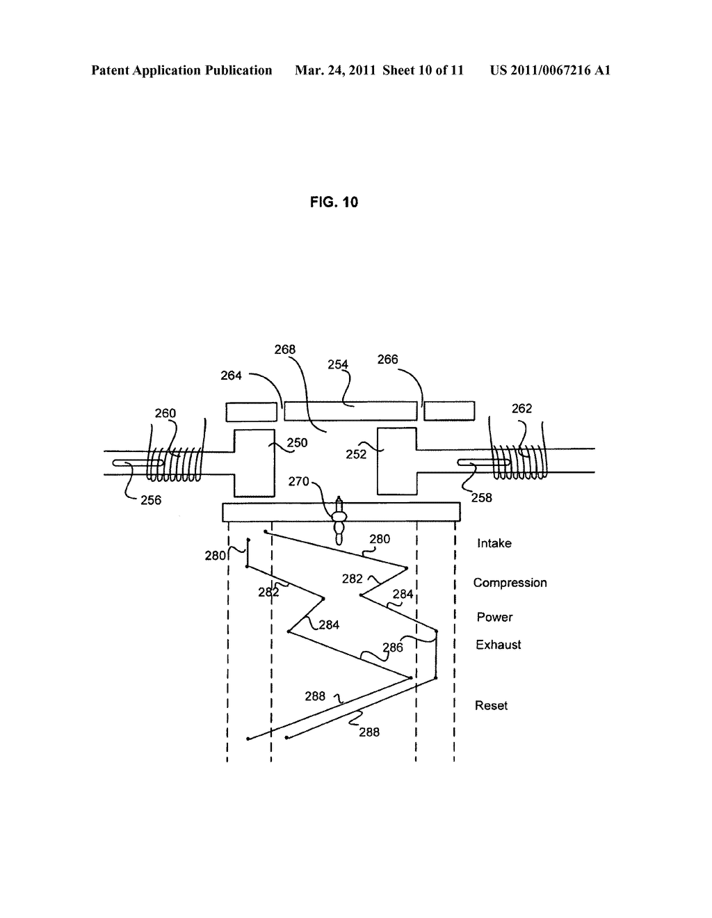 Method of retrofitting an engine - diagram, schematic, and image 11