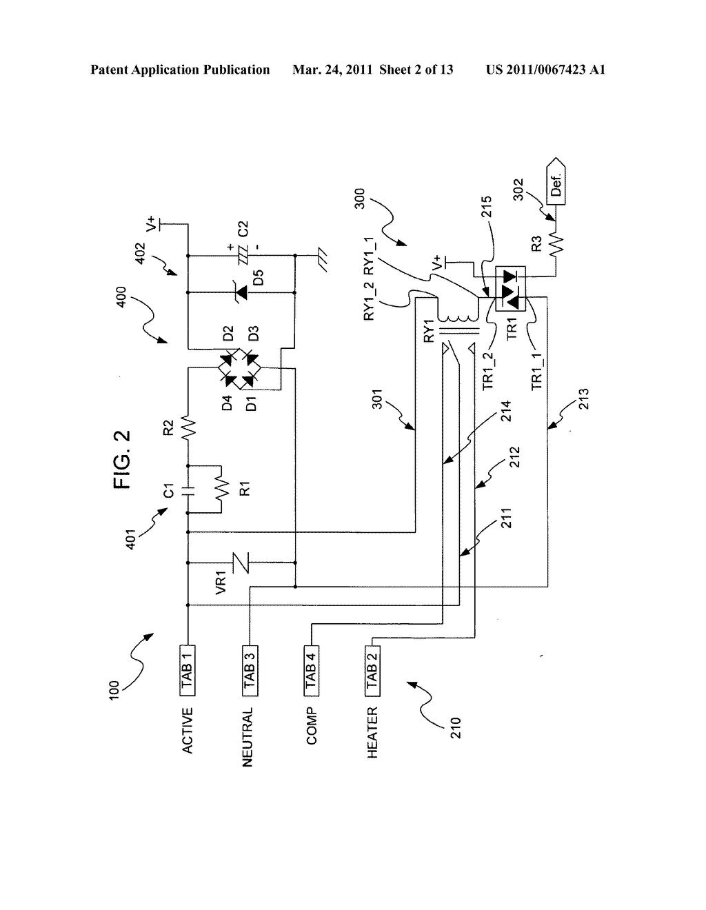Defrost Timer Diagram Detailed Schematics 8141 20 Wiring For Refrigerator And Schematic Precision