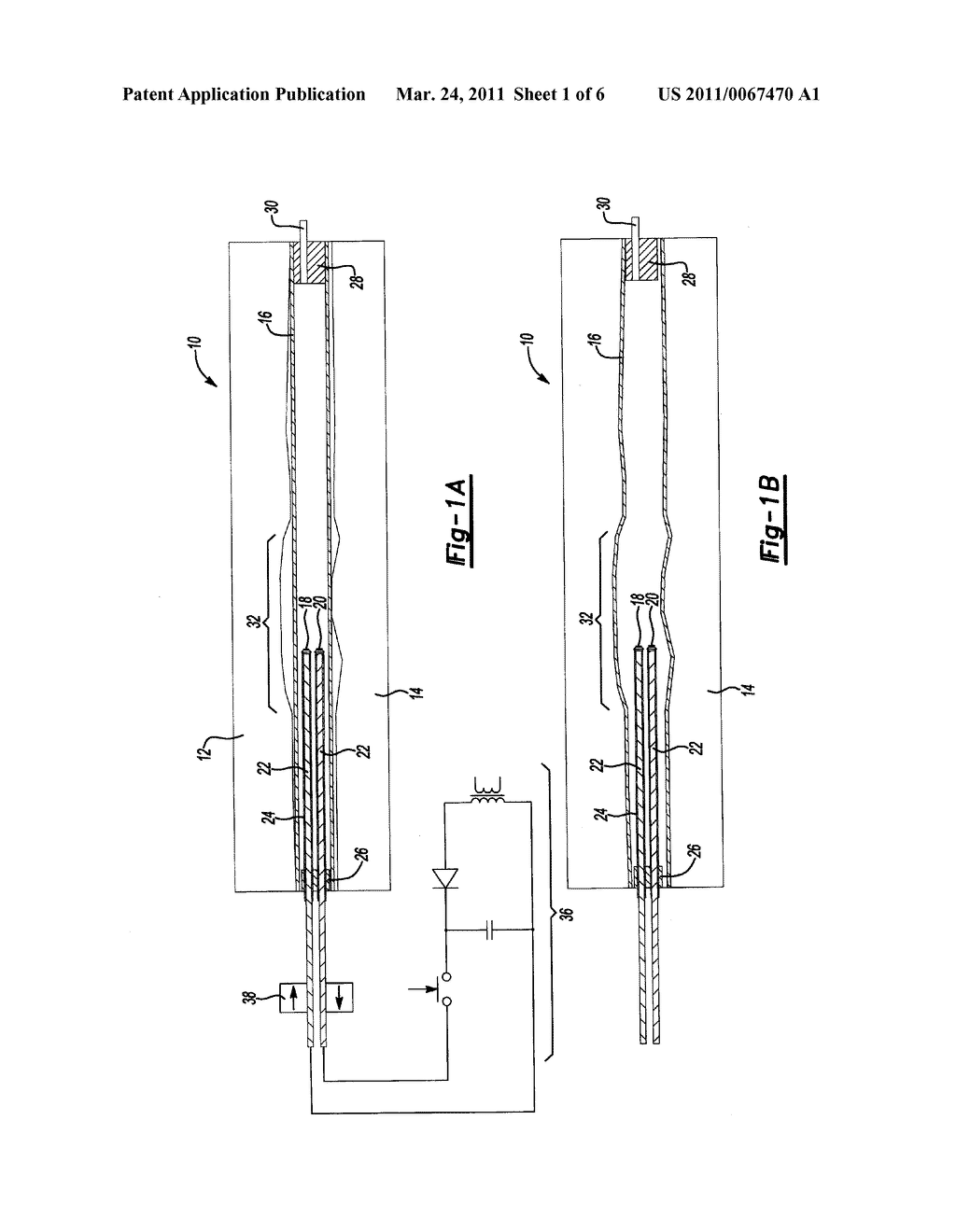 Method and Tool for Expanding Tubular Members by Electro-Hydraulic Forming - diagram, schematic, and image 02