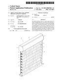 TRIPLE CURTAIN SHEET AND A WINDOW SHIELDING APPARATUS THEREOF diagram and image