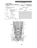 COOLING STRUCTURE OF FUEL INJECTION VALVE diagram and image