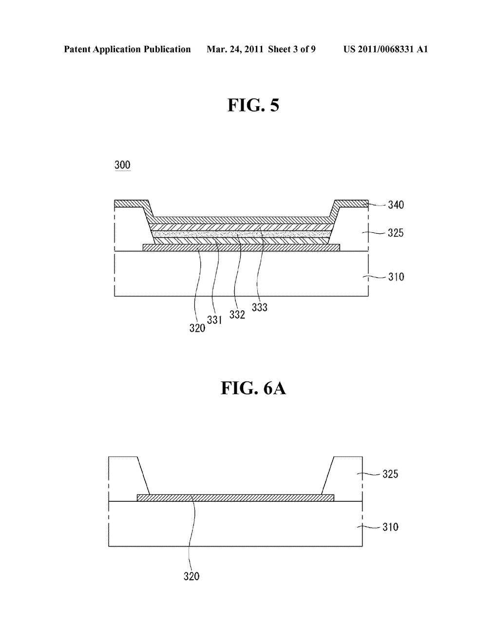 ORGANIC LIGHT EMITTING DEVICE AND MANUFACTURING METHOD THEREOF - diagram, schematic, and image 04
